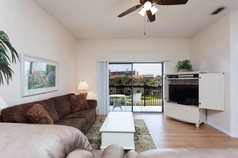 Ocean Village Club Q32, 2 Bedrooms, Ocean View, Pet Friendly, Sleeps 6 - Image 1 - Saint Augustine Beach - rentals
