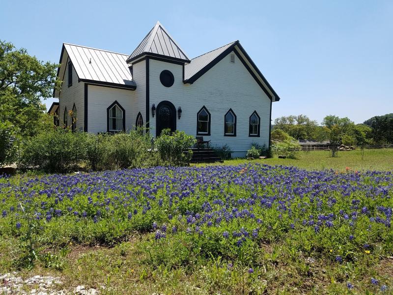 Chapel Home... A Church Resurrected - Image 1 - Wimberley - rentals