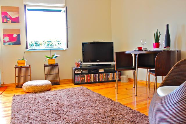Wasabi Orange Apartment, Alfama, Lisbon - Image 1 - Lisbon - rentals