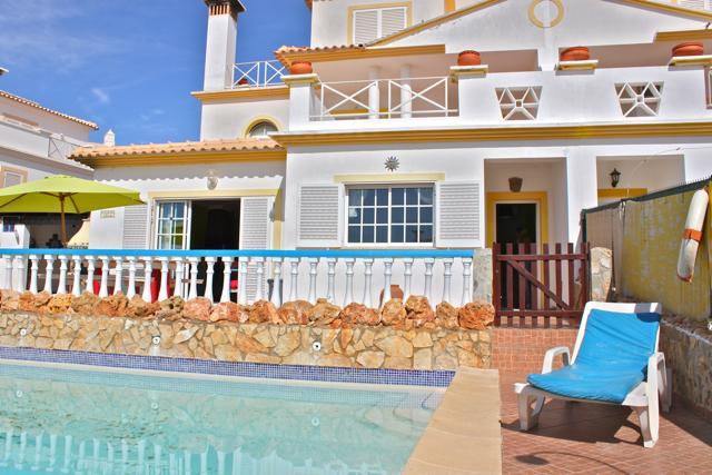 Calypso Villa, Albufeira, Algarve - Image 1 - Albufeira - rentals