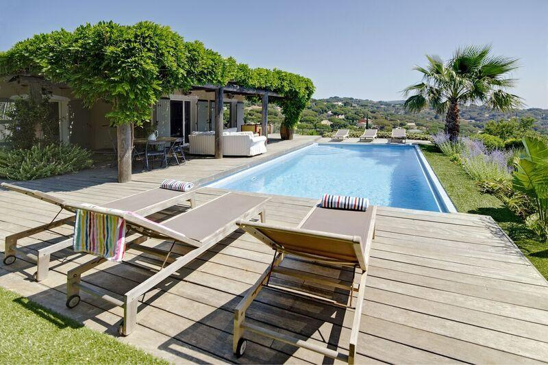 Villa Matisse Holiday vacation large villa rental france, southern france - Image 1 - Saint-Tropez - rentals
