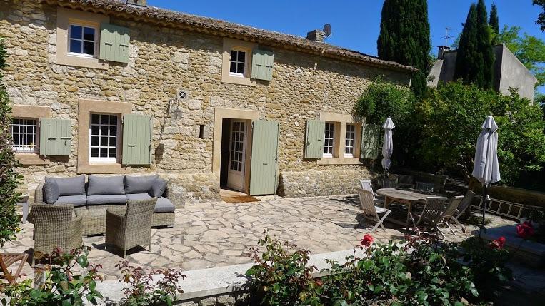 Villa Puyvert Villa to rent near Lourmarin, Provence - Image 1 - Puyvert - rentals