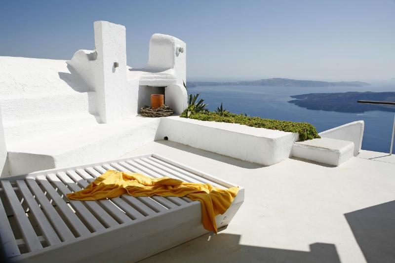 Villa Caldera holiday vacation villa rental Santorini Greece - Image 1 - Imerovigli - rentals