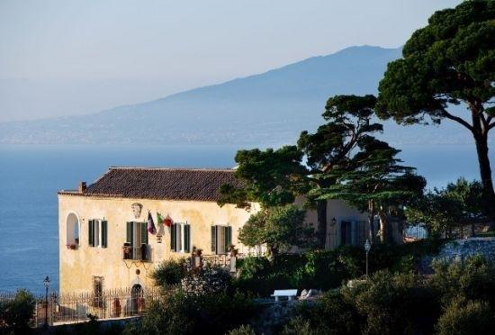 Villa Affresco holiday vacation villa rental italy, amalfi coast, sorrento villa rental, Amalfi villa with view and pool - Image 1 - Massa Lubrense - rentals