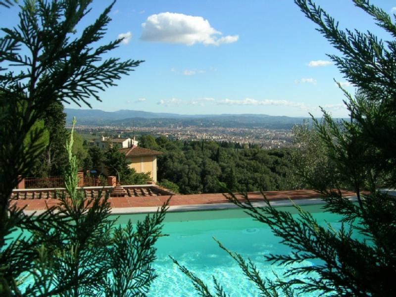 Villa Florin holiday vacation large villa rental italy, tuscany, near florence, pool, air conditioning, wi-fi, weddings, short term l - Image 1 - Florence - rentals