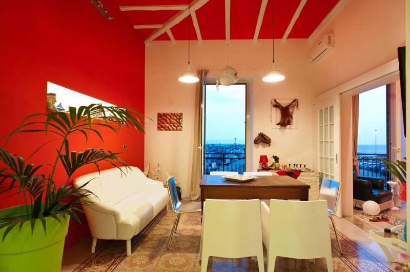 Casa Sirene holiday vacation casa apartment rental italy, sicily, trapani, center of town, air conditioning, near beach, short term - Image 1 - Trapani - rentals