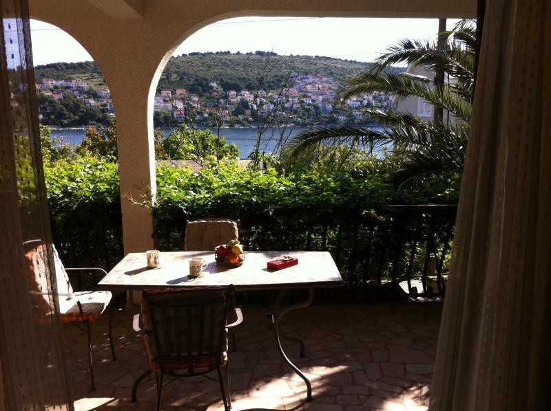 Apartment MLADEN near Trogir town - Image 1 - Okrug Gornji - rentals