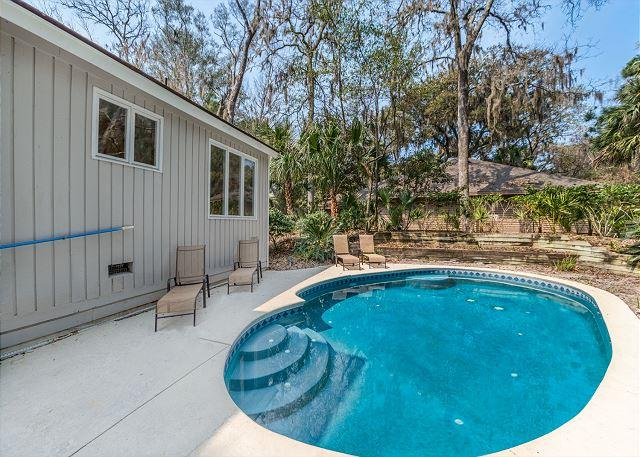 Every Vacation Needs A Pool - Cartgate 10, 4 Bedrooms, Private Pool, Sleeps 12 - Hilton Head - rentals