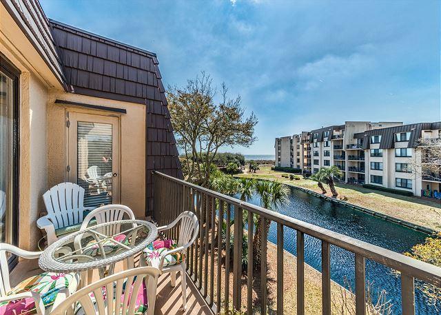 Fresh Air - Island Club 6306, 2 Bedrooms, Ocean View, Large Pool, Sleeps 4 - Hilton Head - rentals