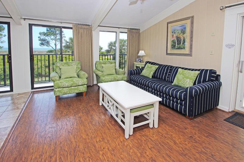 HH Beach Villa, 5 - Image 1 - Hilton Head - rentals