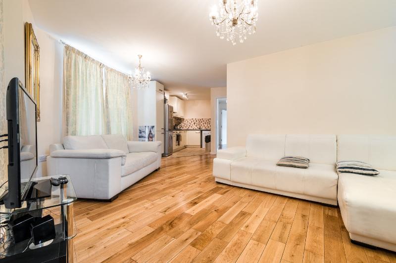 Living Room - Luxurious 2 doublebed Apartment near London Bridge - London - rentals