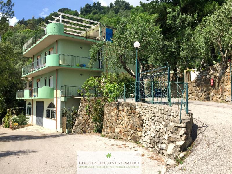 Esterno Edificio - New Holiday Rentals at 3,5km from the center - Salerno - rentals