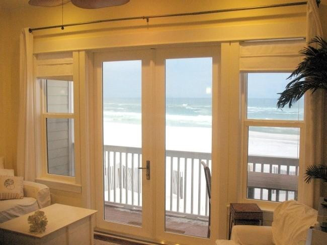 Excellent Gulf Front! Kids love the beach! (Sl 4) - Image 1 - Seaside - rentals