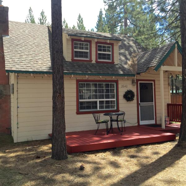 The Larsen's Tahoe Chateau w/HT from $99 a nt. - Image 1 - South Lake Tahoe - rentals