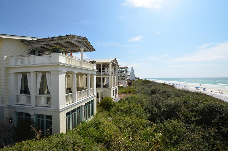 exterior - Narnia - Seaside - rentals