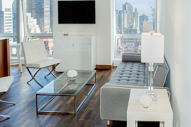 Midtown Jewel Jade, 1 bedroom, 1.5 bathroom - Image 1 - Manhattan - rentals