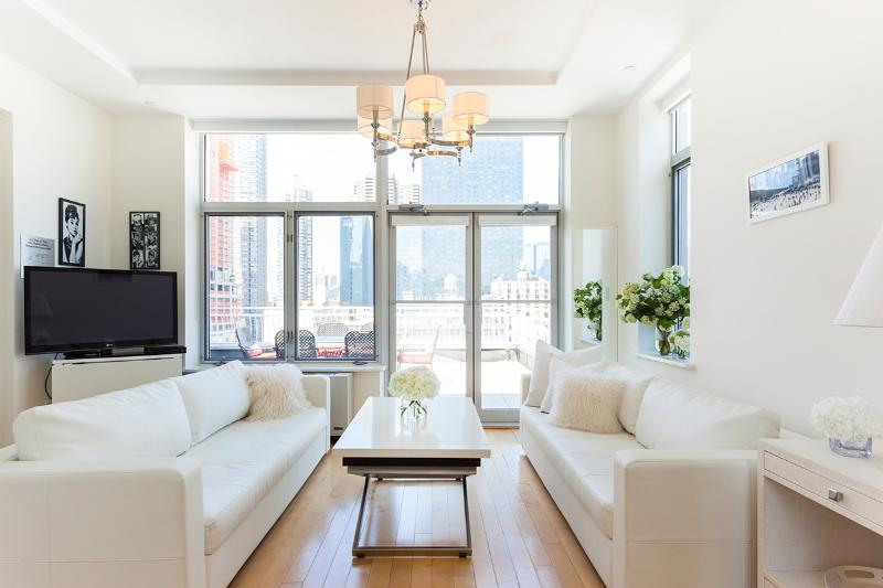 Midtown Retreat Penthouse - Image 1 - Manhattan - rentals