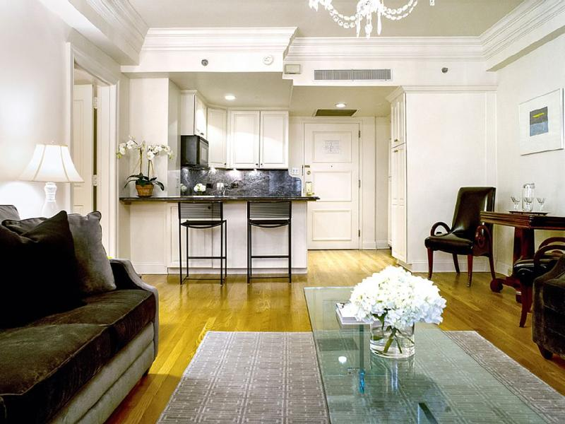 One Bedroom Luxury Residence Essex House - Image 1 - Manhattan - rentals