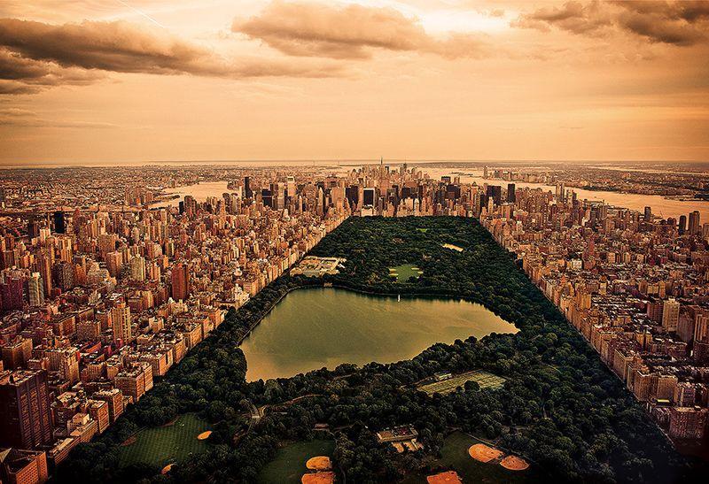 Luxurious Essex House 2 Bedroom Apartment - Image 1 - Manhattan - rentals