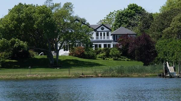 Stately Waterfront Home in Westhampton Beach - Image 1 - Westhampton Beach - rentals
