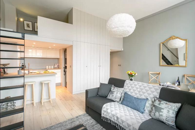 EIFFEL VIEW /St Germain Studio * FREE SEINE CRUISE - Image 1 - Paris - rentals