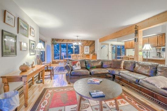 Snowbird Chalet - Image 1 - Steamboat Springs - rentals