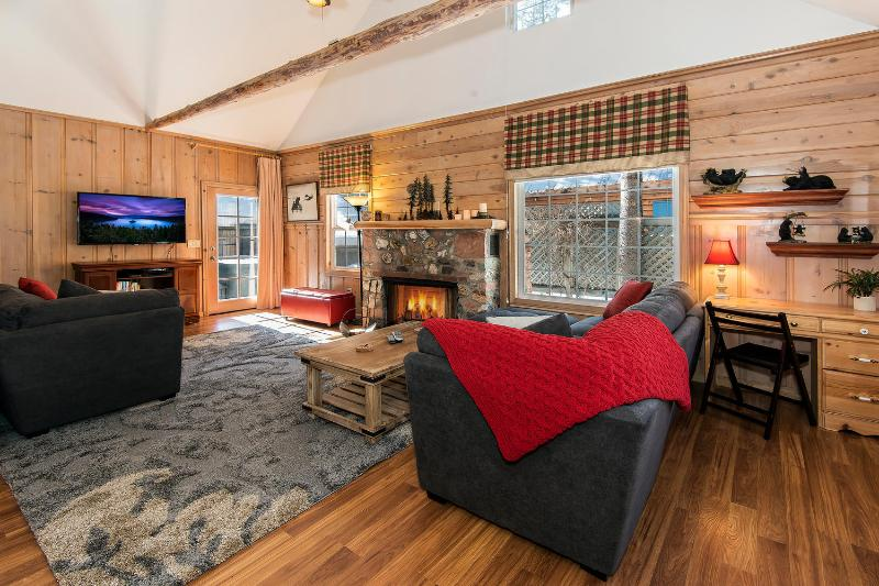 Alpine Meadows – Walk to Meadow, Mountain View, Modern Kitchen, Foosball, Grill, Wifi, Spa - Image 1 - South Lake Tahoe - rentals