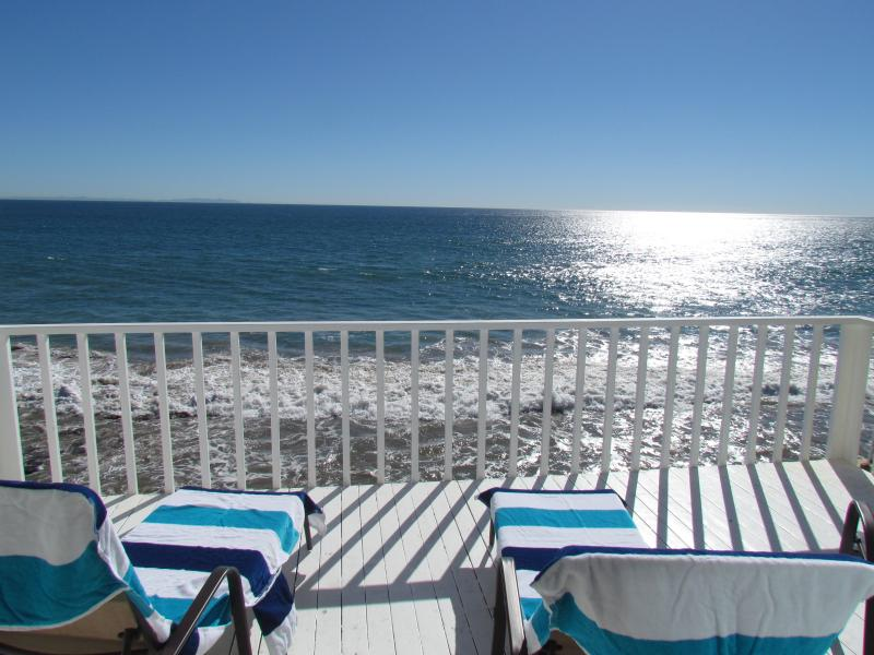 3 bedroom House on the beach with ocean view - Image 1 - Malibu - rentals