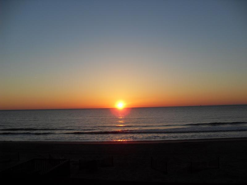 Sunset on Tybee - Dolphin Watch - 1st Floor Beach Front Corner - Tybee Island - rentals