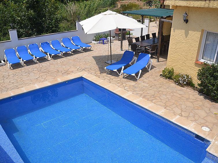 6 bedroom Villa in Lloret De Mar, Costa Brava, Spain : ref 2214436 - Image 1 - Lloret de Mar - rentals