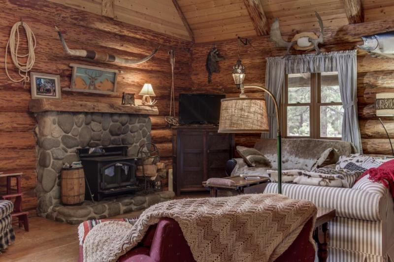 Rustic cabin w/ shared pool, tennis & adventure nearby! - Image 1 - Sisters - rentals