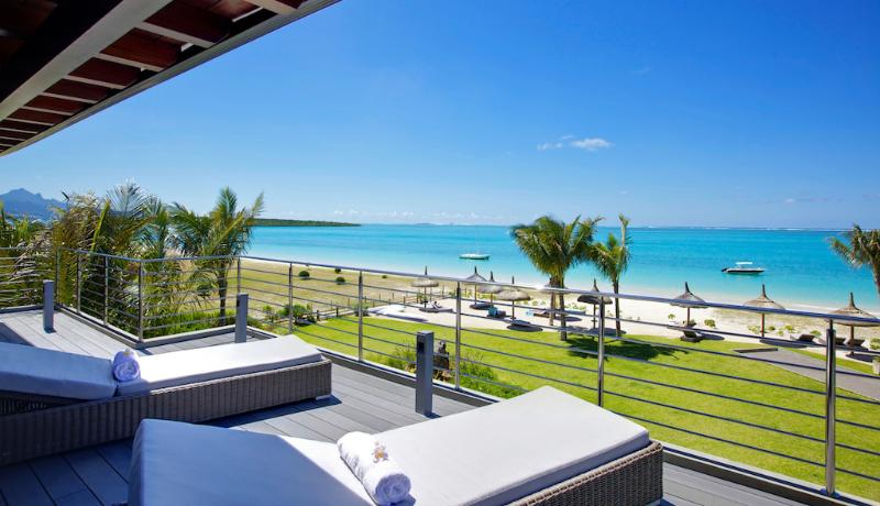 Paradise Beach - Penthouse by Horizon Holidays - Image 1 - Pointe d'Esny - rentals