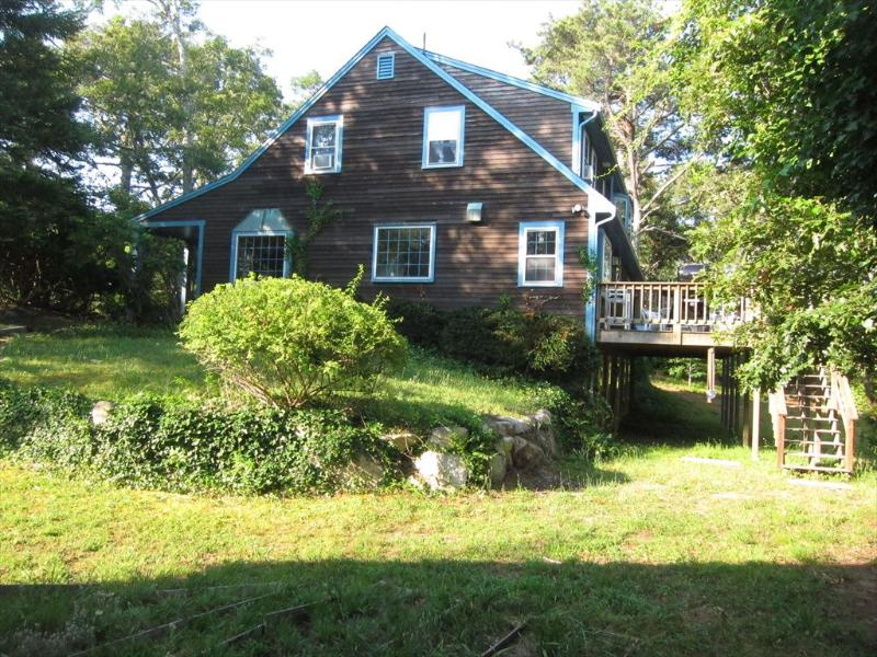 Home sits on 2 acres of secluded woodlands, close to water and close to town. - KUPORL 125367 - Orleans - rentals