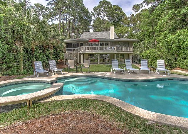 Exterior - 16 Painted Bunting - 4 Bedroom Oceanfront Home! - Hilton Head - rentals