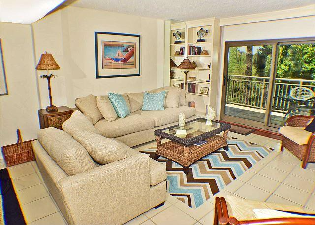 Ocean One 502 - Beachside 5th Floor Condo - Image 1 - Hilton Head - rentals