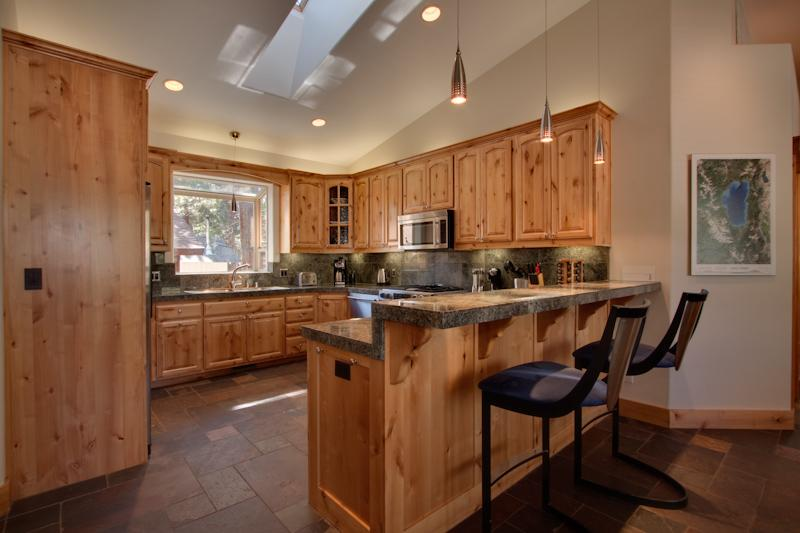 Elegant Home Walking Distance to Lake Tahoe Beaches, Bike Paths and Restaurants (ST43) - Image 1 - South Lake Tahoe - rentals