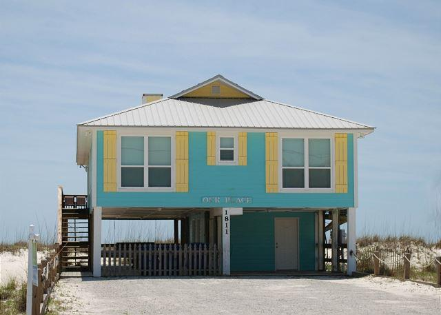 Welcome to Our Place Beach House - Cute 4 BD Beachfront Cottage, Make 'Our Place' Your Place - Gulf Shores - rentals