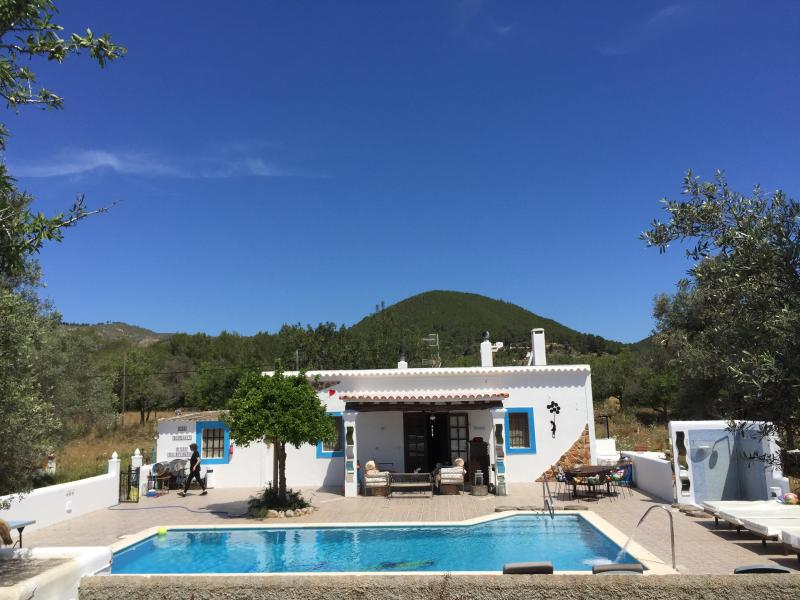 House Villa in Ibiza / 5 DOUBLE bedrooms big pool - Image 1 - Es Codolar - rentals