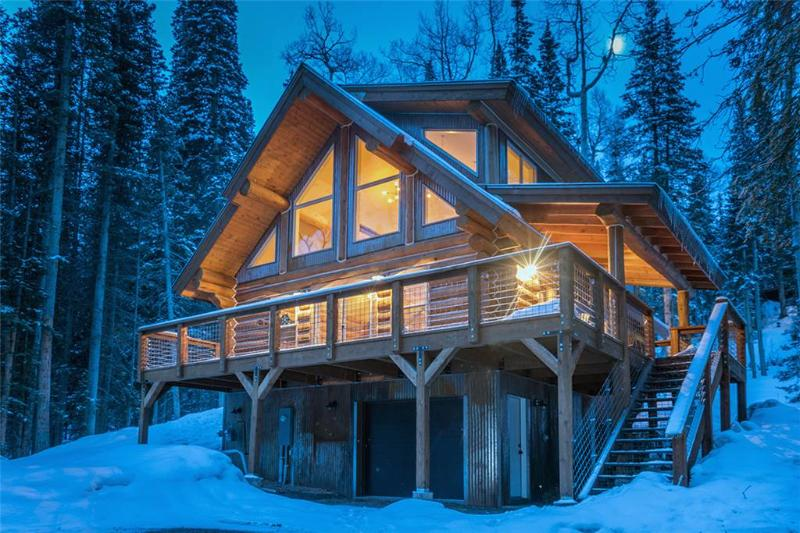 FOX FARM RETREAT - Image 1 - Telluride - rentals