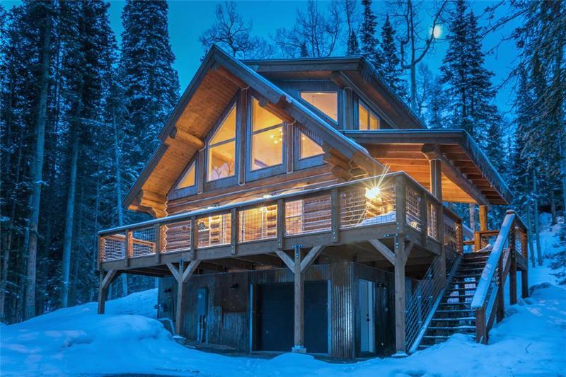 FOX FARM RETREAT - Image 1 - Mountain Village - rentals