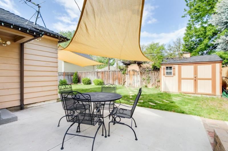 Cozy rental within blocks of Hyde & Camel's Back Park! Now with 4 shared bikes! - Image 1 - Boise - rentals