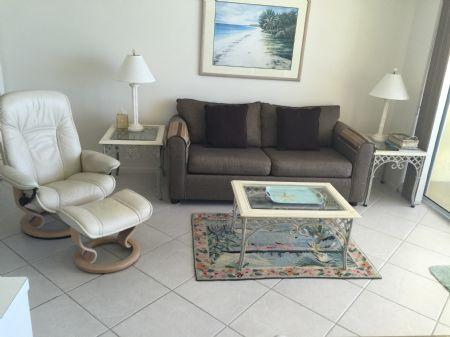 Living - WOW...perfect condo with glorious balcony views of Gulf Sunsets ! - Marco Island - rentals