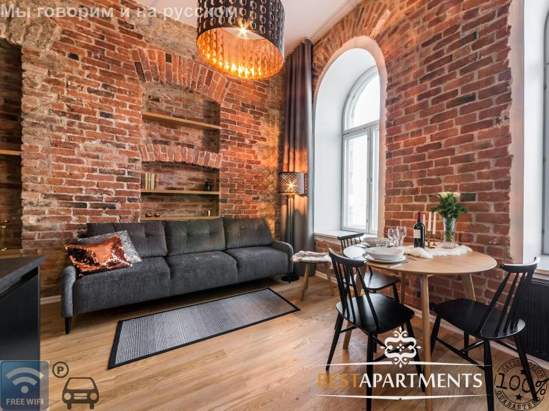 Loft in Rotermanni for 4 - Image 1 - Tallinn - rentals