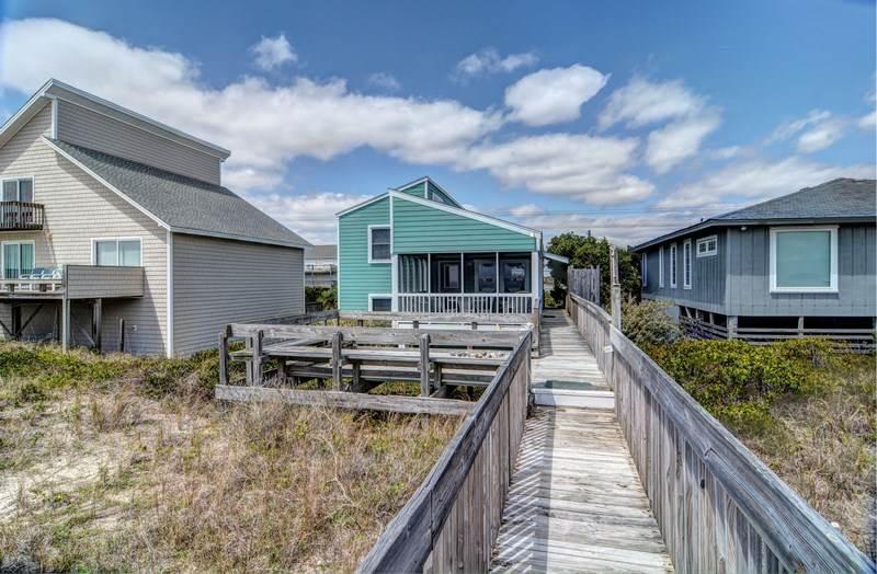 BLUE CRAB - Image 1 - Topsail Beach - rentals