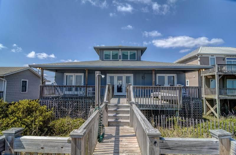 ALL ABOUT THE VIEW - Image 1 - Topsail Beach - rentals