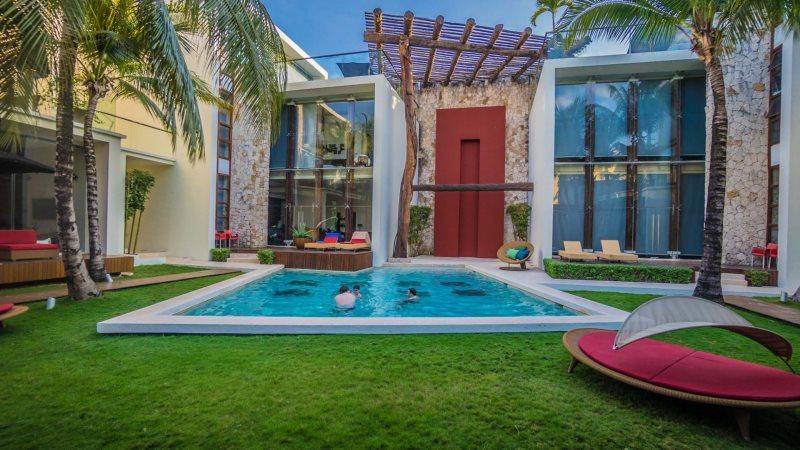 City Loft style condo in the heart of Playa Del Carmen - Image 1 - Playa del Carmen - rentals