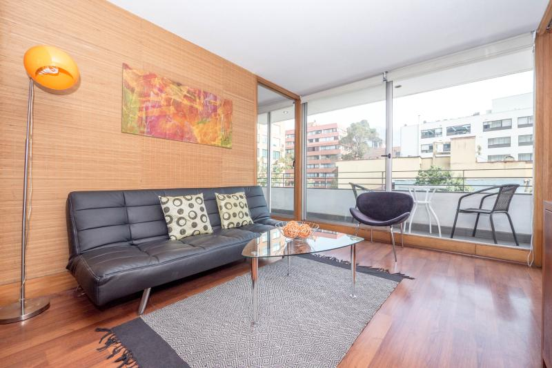Elegant 2 Bedroom Apartment in Providencia - Image 1 - Santiago - rentals
