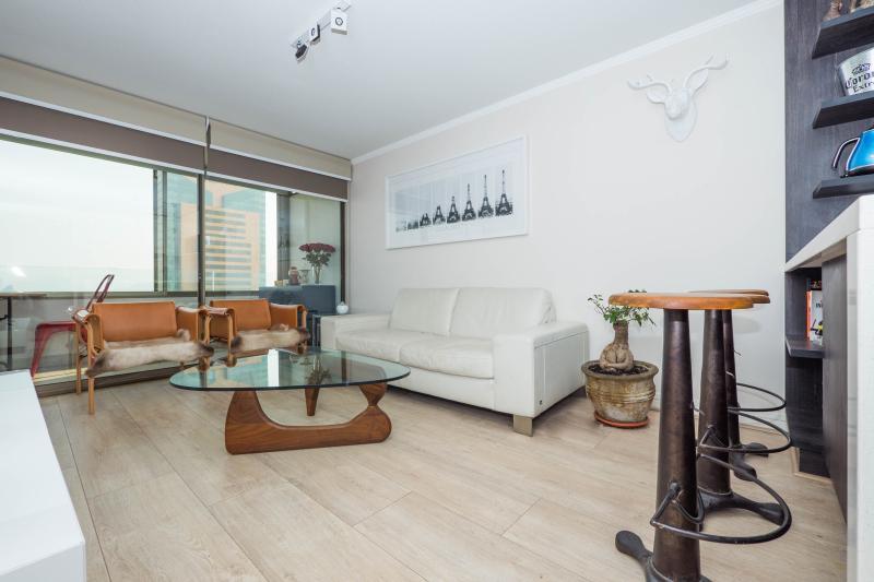 Trendy 1 Bedroom Apartment in Las Condes - Image 1 - Santiago - rentals