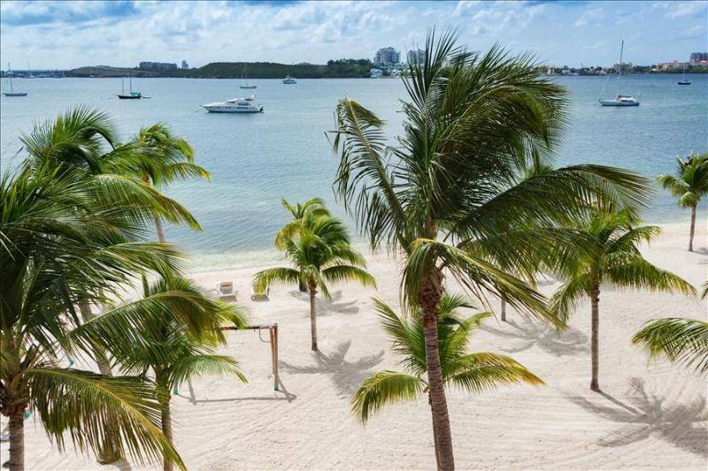 Bright, Spacious and Comfortable Duplex with Lovely Views on the Simpson Bay - Image 1 - Sandy Ground - rentals