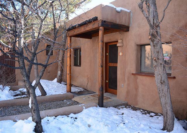 Historic Adobe Casita with Upscale Southwest Charm Walk to Plaza - Image 1 - Taos - rentals